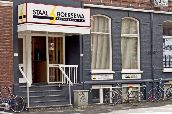 Staal Boersema Kraneweg Groningen